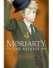 Moriarty the Patriot, Vol. 4 (Volume 4)
