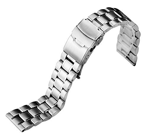 Stainless Straight Bracelets Watchband Replacement product image