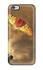 timothy e richey's Shop 4913954K88124239 Iphone 6 Plus Cover Case - Eco-friendly Packaging(heart Fly)