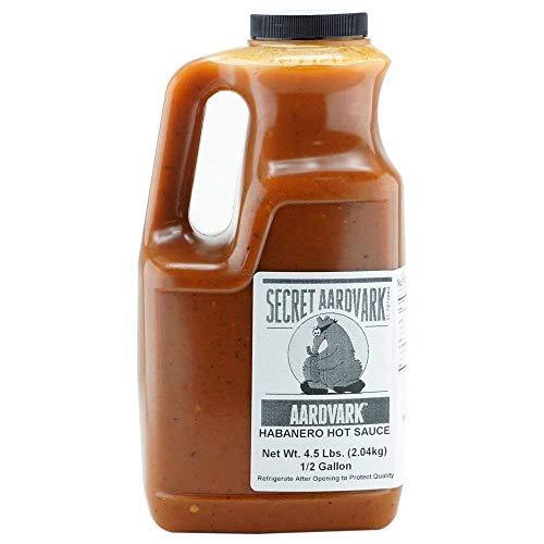 Secret Aardvark Habanero Hot Sauce (Half Gallon)