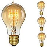 Fr Type Antique Dyi Rétro Suspension Kingso Lustre Edison Luminaire 2EWD9eHIYb