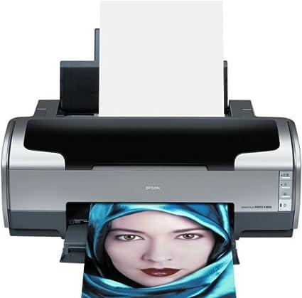 Epson Stylus Photo R1800 - Impresora fotográfica (Inyección ...