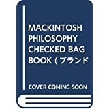 MACKINTOSH PHILOSOPHY CHECKED BAG BOOK トートバッグ