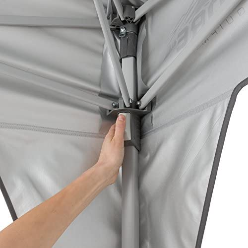 CORE 10' x 10' Instant Shelter Pop-Up Canopy Tent with Wheeled Carry Bag 5