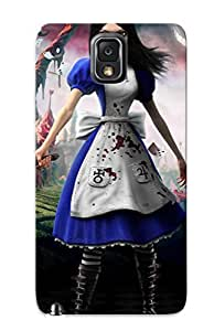 Durable Protector Case Cover With Bloody Alice Hot Design For Galaxy Note 3