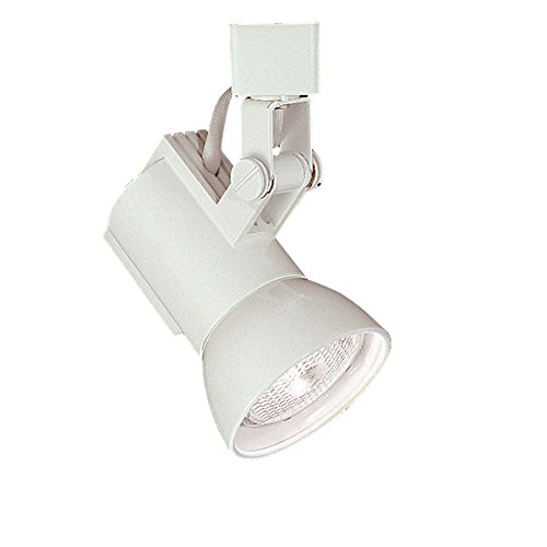 (WAC Lighting JTK-773WT 773 Series Luminaire Line Voltage Track Head  Juno Series Type, White Finish)