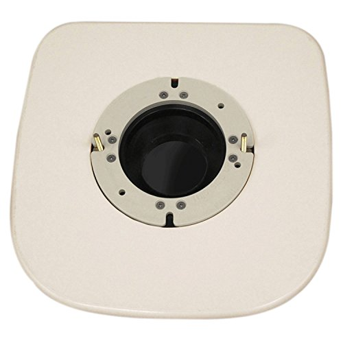 - Dometic SE311720 385311720 Mounting Kit for 310 Toilet, 4 to 2 Adapter-Bone