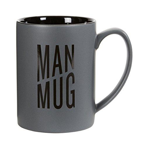 C.R. Gibson QM5-20298 Mug-Porcelain, Man
