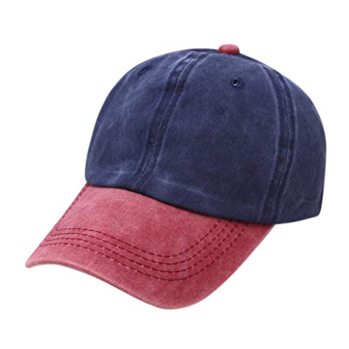 Women Men Baseball Cap BXzhiri Unisex Summer Outdoors -