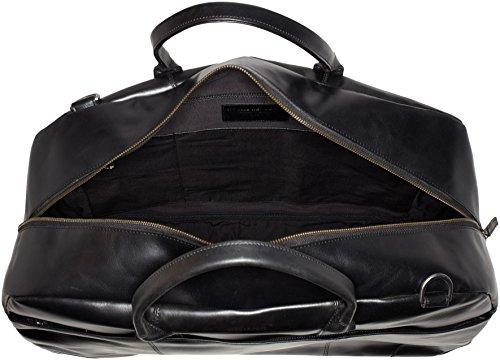 Royal Republiq Explorer Weekender, Sacs portés épaule Noir (Black)