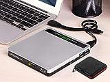 External Blu Ray Drive USB 3.0 Type-C 5 in 1