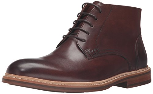 Kenneth Cole New York Mens Bud-dy Chukka Boots Brown