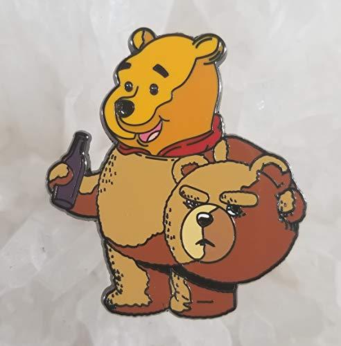 Winnie The Pooh Ted Mashup Teddy Bear 1.5