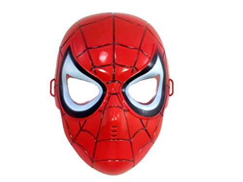 Old Man Costume Fx Face Kit (Marvel Superhero Basic Mask :BM (Spiderman))