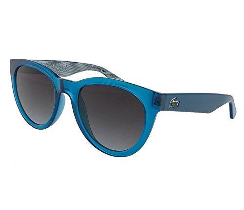 Lacoste L788S 440 Turquoise Oval - Lacoste Women Sunglasses