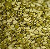 Bulk Beans, 100% organic, Mung, Splt, Yellow , 25 lb