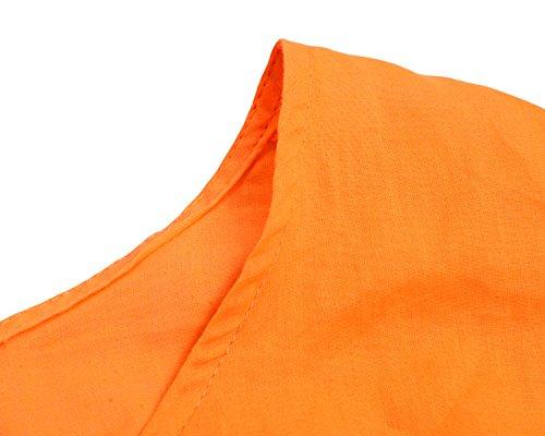 Aleumdr - Camisola - para mujer naranja