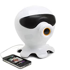 """GOgroove BoomBUDDY Portable High-Powered 2.1 Stereo Speaker with 4"""" Subwoofer for the Samsung Galaxy S4 , Note 2 , Note 8.0 , Galaxy Tab 3 & 2 , Chromebook , Galaxy Player & Many More Samsung Products"""