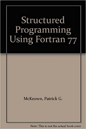 Rapidshare download chess books Structured Programming Using Fortran 77 (Norsk litteratur) PDF DJVU FB2 0155844113