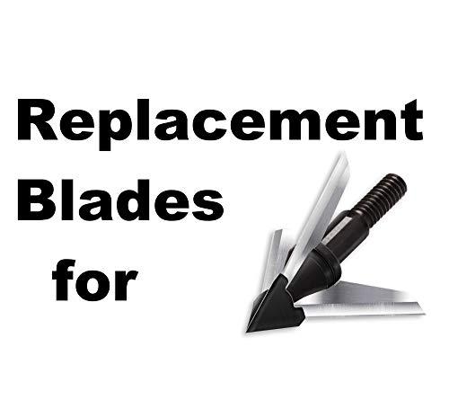 Swept Blade - QAD EXODUS BROADHEAD Replacement Swept Blade