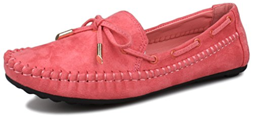 FangstoBoat baja Rojo zapatilla Shoes mujer xPqwPZUYg