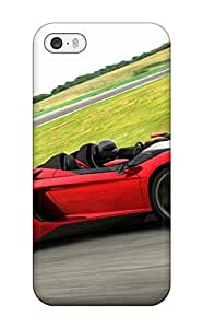 9611823K23268107 Perfect Fit Lamborghini Aventador J Case For Iphone - 5/5s