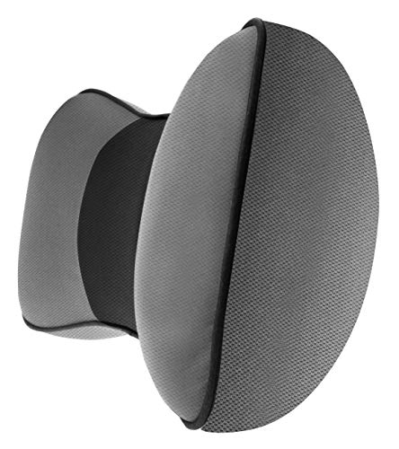 Samsonite SA5249  Travel Pillow for Car, SUV  Helps Relieve Neck Pain & Improve Circulation @% Pure Memory Foam  Fits Most Vehicles by Samsonite (Image #1)