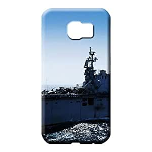 samsung galaxy s6 cases dirt-proof Forever Collectibles cell phone skins uss peleliu