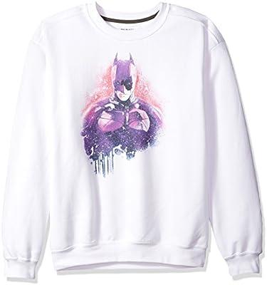 Trevco Mens Batman Dark Knight Sweatshirt