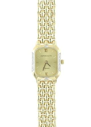 Ladies 9ct watch strap