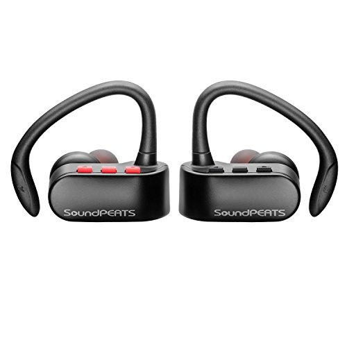 SoundPEATS Bluetooth Headphones Earphones Sweatproof