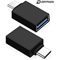 Dryphon USB Type- C OTG Adapter for Redmi Note 7 /7s /7 Pro -[Color and Design May Vary]