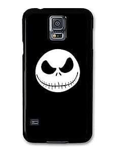 The Nightmare Before Christmas Halloween Tim Burton Jack Skellington case for Samsung Galaxy S5 A8812