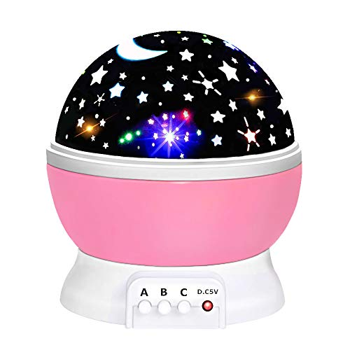 2-10 Year Old Girl Gifts, Friday Night Light Projector for sale  Delivered anywhere in Canada