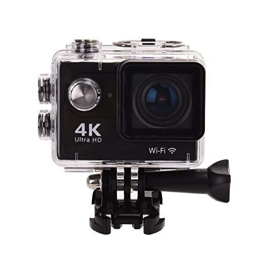 Gentman 4K Action Camera Ultra HD WIFI Sport Action Cam Wate
