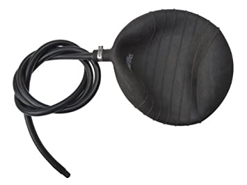 Monument 1291 1291K PVC Air Bag - Black