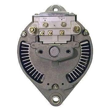 new 160 amp leece neville duvac alternator for applications with battery isolator 2824lc 2825lc Leece Neville 12V Alternator