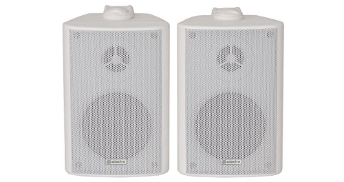High Quality 2-Way Speakers Supplied in pairs | 60W - White
