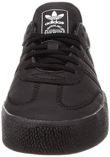 Adidas 000 Deporte Zapatillas negbás Para De Negro Sambarose Mujer W rwOUCrxq