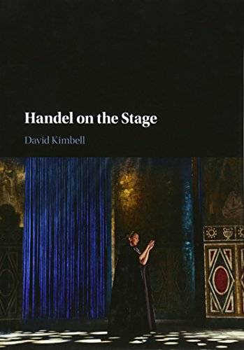 Handel on the Stage (Composers on the Stage) by Cambridge University Press