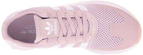 Adidas Kvinders Flashback W Mode Sneaker Is Lilla Hvid / Is Lilla Stof gKIndp