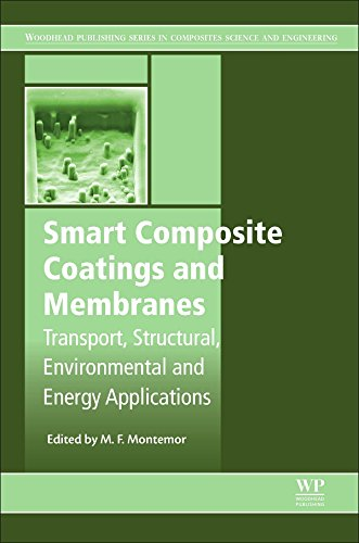 Smart Composite Coatings and Membranes: Transport, Structural, Environmental and Energy Applications (Woodhead Publishing Series in Composites Science and Engineering)