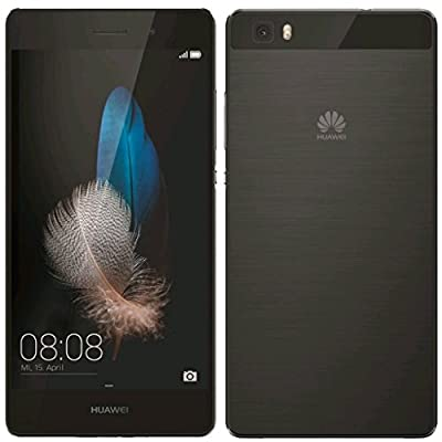 Huawei P8lite (P8 Lite) Dual SIM 16GB 5-Inch Factory Unlocked Smartphone - International Stock