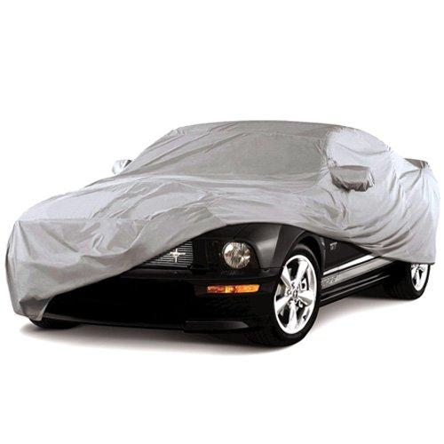 CarsCover Custom Fit 1999-2004 Ford Mustang Car Cover 5 Layer Ultrashield (Best Car Covers Reviews)