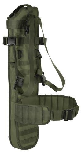 Tactical Assault Rifle Case - VooDoo Tactical Assault Rifle Scabbard, Olive Drab Green, AR-15
