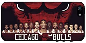 Chicago Bulls NBA iPhone 5S - iPhone 5 v5. 3012mss