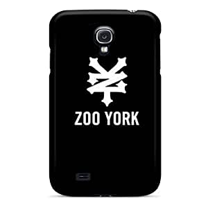 New Style Case Cover ZxkpgFB4239kZlWR Zoo York Compatible With Galaxy S4 Protection Case