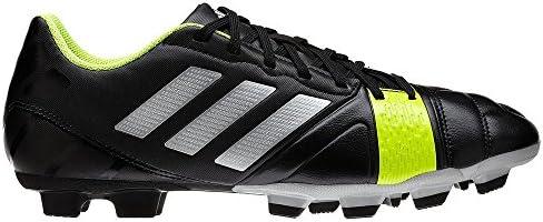 buy online 557fd e43db adidas Nitrocharge 3.0 TRX FG - Botas de fútbol para Hombre, Hombre,  Q33686, Negro Blanco Amarillo, Size UK 7.5