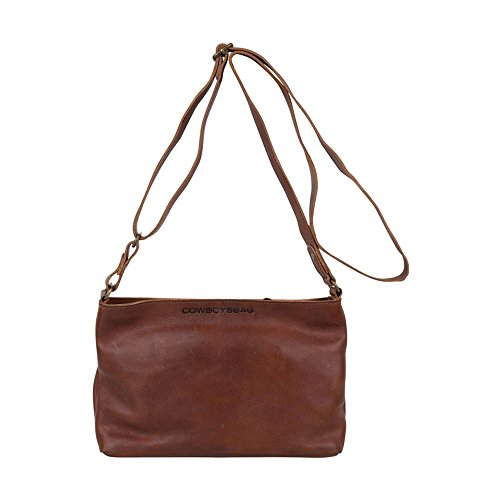 Bag Shoulder Brown Shoulder Cowboysbag Size Women's Bag One brown Cowboysbag Women's awxqWn66cA