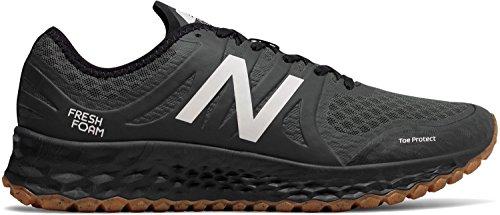 New Balance Hommes Kaymin Trail V1 Frais Mousse Trail Chaussure De Course Noir